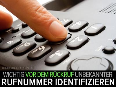 rufnummer-identifizieren