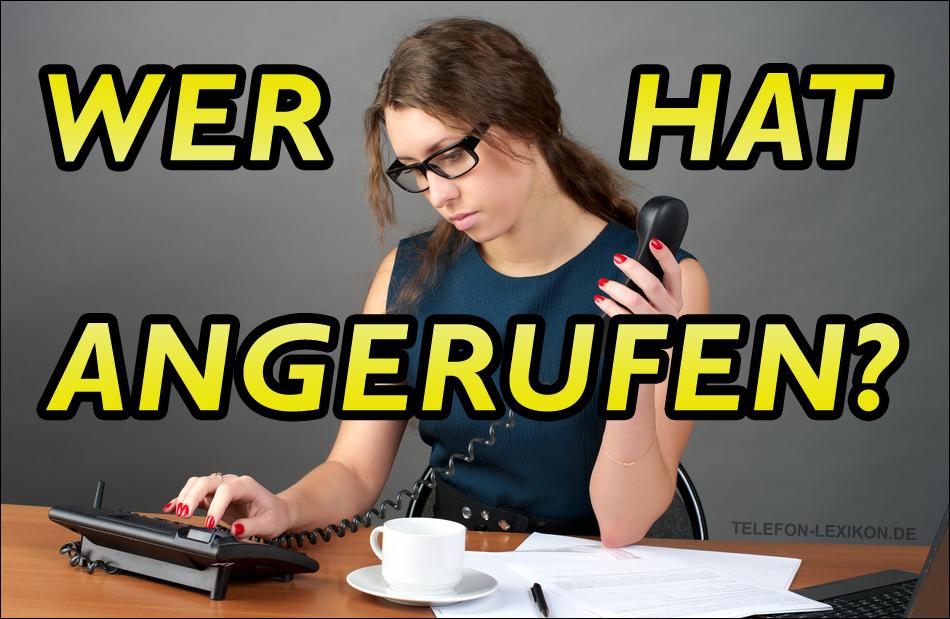 wer-hat-angerufen